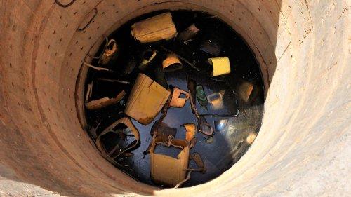 Viele Brunnen drohen auszutrocknen