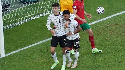 DFB-Elf watscht Portugal ab