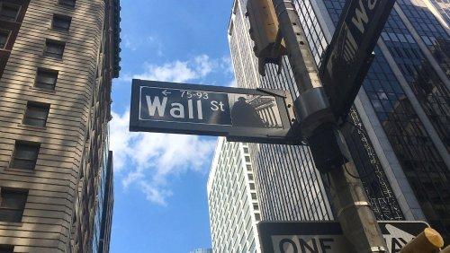 Wall Street schließt mit leichten Verlusten