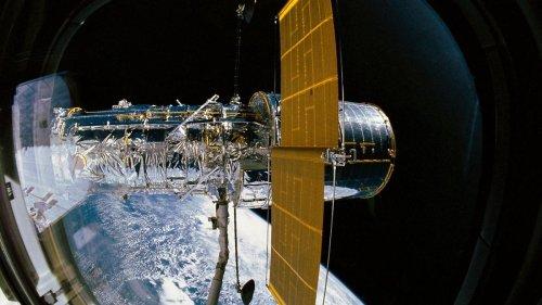 Weltraumteleskop Hubble hat Computerproblem