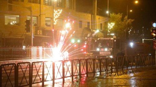 Neue Straßenschlachten in Jerusalem