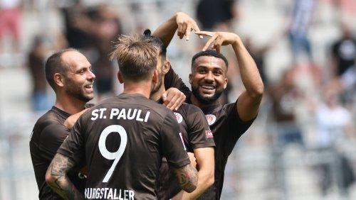 FC St. Pauli stürmt magisch an die Spitze
