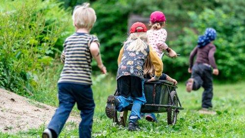Weniger Kleinkinder besuchen Kita