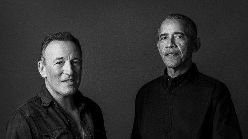 Springsteen und Obama zeigen sich besorgt