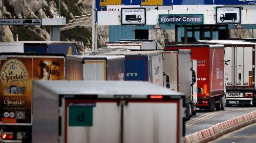 Britische Exporteure kämpfen mit Problemen