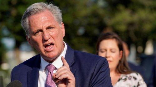 McCarthy witzelt über Gewalt gegen Pelosi