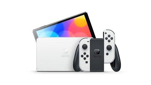 Deal des Tages: Gerade wieder erhältlich: Nintendo Switch OLED