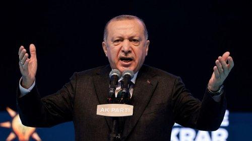 Erdogan entlässt Notenbank-Personal
