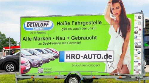Werberat rügt sexistische Anzeigen