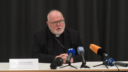 Kardinal Marx bittet um Entschuldigung