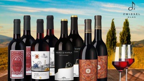 Rotwein-Paket aus Italien für 40 statt 80 Euro sichern!