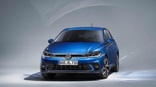 VW Polo erhält nach vier Jahren Facelift