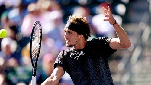 Zverev verliert Viertelfinale in Indian Wells