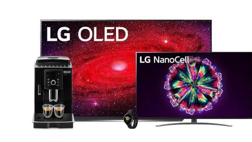 Deals des Tages: Preissturz bei LG-OLED-TV
