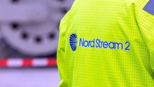 Streit um Nord Stream 2 köchelt weiter