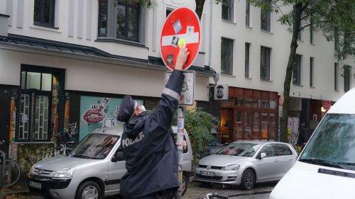 """""""Pimmelgate"""" hält Hamburgs Polizei auf Trab"""