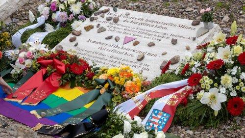Buchenwald: Gedenken an 650 Häftlinge