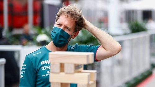 Strafe macht Vettel das Leben noch schwerer