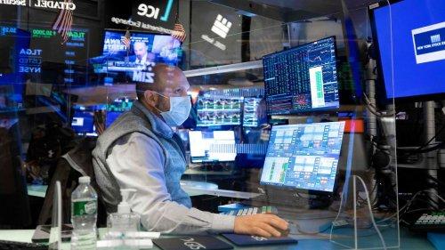 Dow lässt weiter Federn
