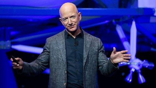 Bezos verkauft Millionen Amazon-Aktien
