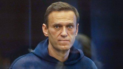Ärzte warnen vor Herzstillstand bei Nawalny