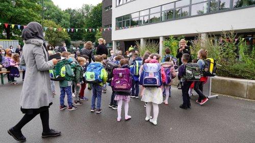 In NRW sinken die Schüler-Inzidenzen rasant