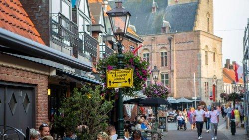 In Niederlanden steigen Corona-Zahlen stark