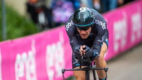 Arndt verpasst Giro-Etappensieg nur knapp