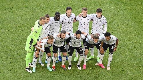 1:0 - Ronaldo mit der kalten Dusche für Deutschland