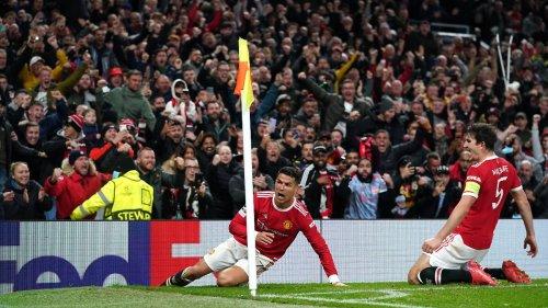 Ronaldo macht aus Old Trafford ein Tollhaus