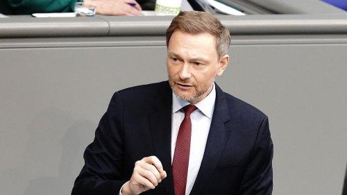 Lindner droht Merkel mit Verfassungsklage
