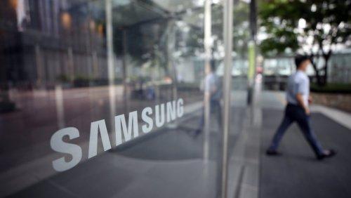 Samsung steckt voller Optimismus