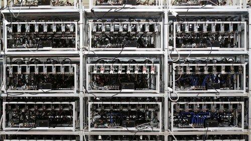 Bitcoin knackt Rekordhoch