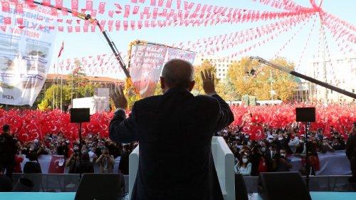 Erdogan-Eskalation drückt Lira auf Rekordtief