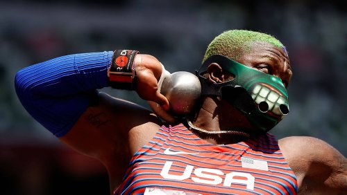 "Raven ""Hulk"" Saunders provoziert das IOC"