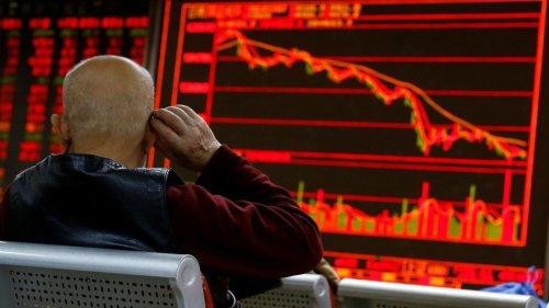 Warum Peking ein Börsenbeben auslöst