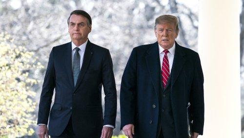 Bolsonaro droht Trumps Schicksal