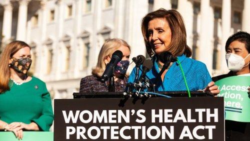 US-Repräsentantenhaus stimmt für Abtreibungsrecht