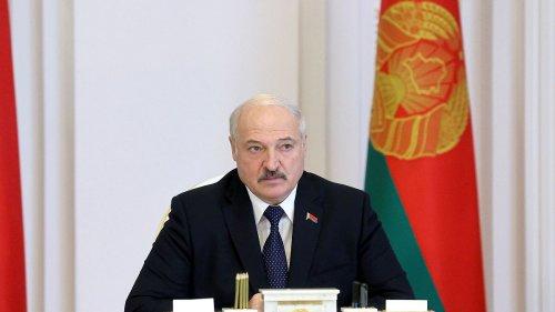 """Lukaschenko """"liquidiert"""" Dutzende NGOs"""