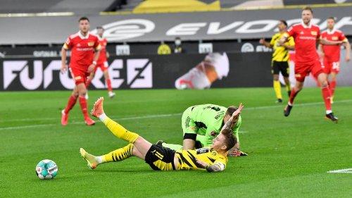 Dortmund siegt, weil Reus zum Flug abhebt