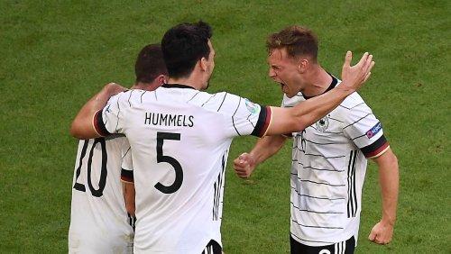 Das fünfköpfige Monster rettet Deutschland
