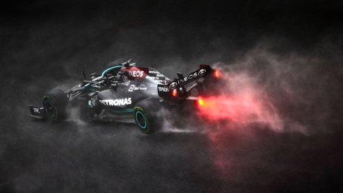 Lewis Hamilton macht zu viele Fehler