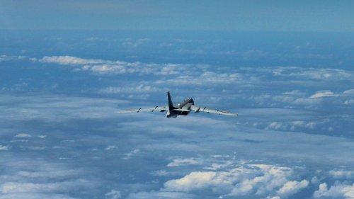 China provoziert Taiwan mit 38 Kampfjets