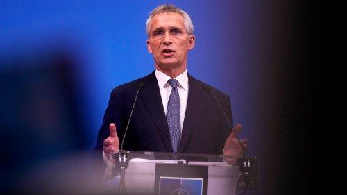 NATO warnt Taliban: Luftschläge möglich