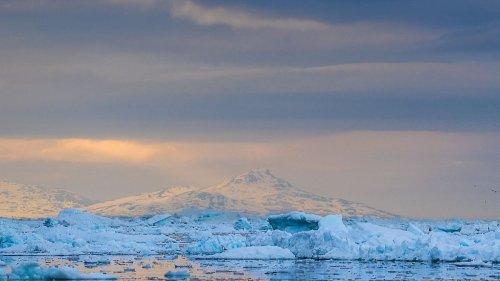 Grönlands Eis schmilzt dramatisch schnell