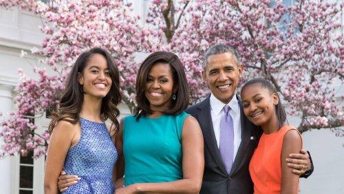 Michelle Obama sorgt sich um ihre Töchter