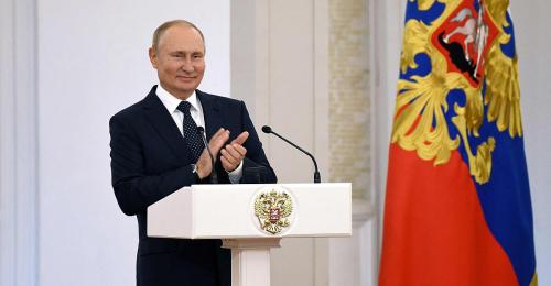 Putin gründet Vatertag, um Rolle der Männer in der Familie zu würdigen