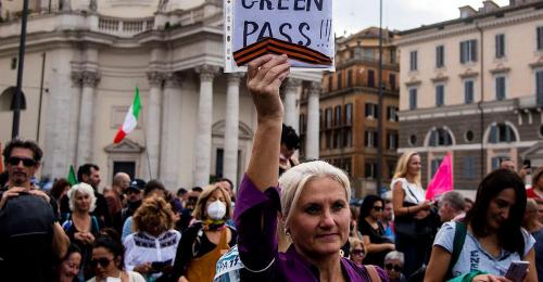 Kein G, keine Arbeit: Italien verschärft die Corona-Regeln