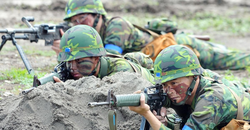 """""""Die USA werden Taiwan verteidigen"""""""
