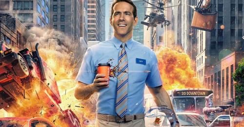 """""""Free Guy"""": Spaß mit Ryan Reynolds auf überraschend hohem Level"""